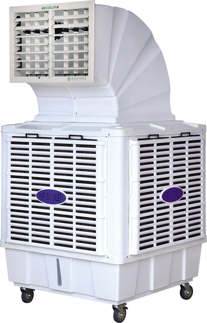 移动式冷风机价格_冷风机型号-玻璃钢风机图片-车间降温设备