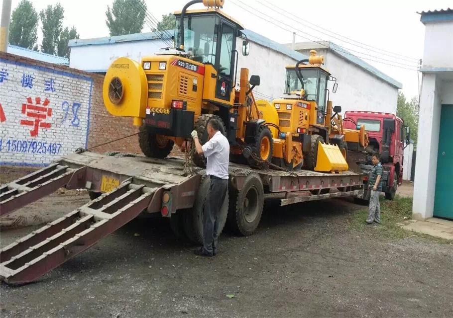 建筑工地掃路車